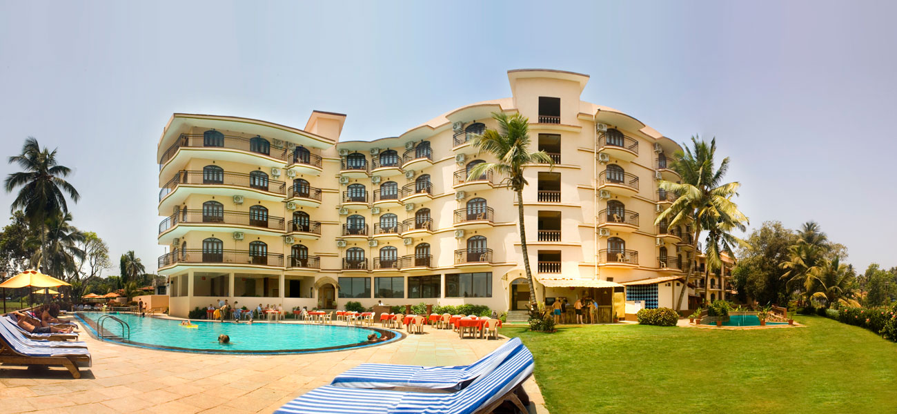 Nazri Resorts Goa Baga Calangute Best Resorts In Goa