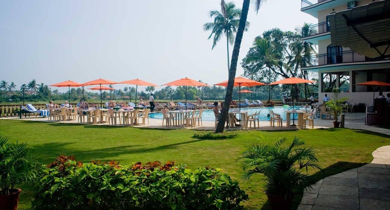 Nazri Resorts Goa Baga Calangute Best In Hotels